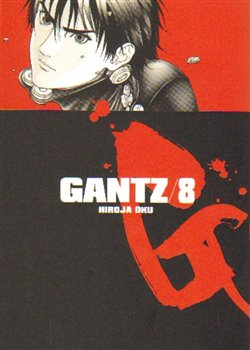 Obálka titulu Gantz 8