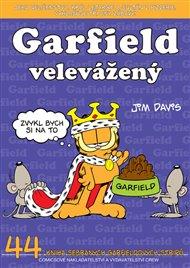 Garfield 44: Garfield velevážený