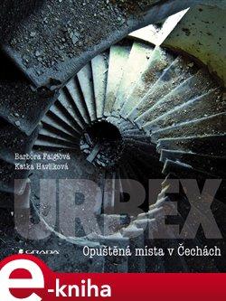 Obálka titulu URBEX