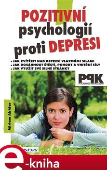 Obálka titulu Pozitivní psychologií proti depresi