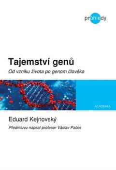 Obálka titulu Tajemství genů