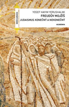 Obálka titulu Freudův Mojžíš