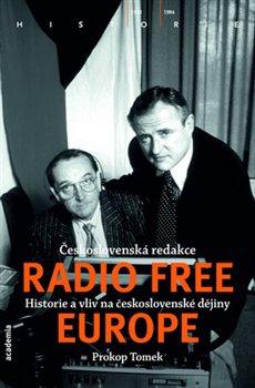 Obálka titulu Československá redakce Radio Free Europe