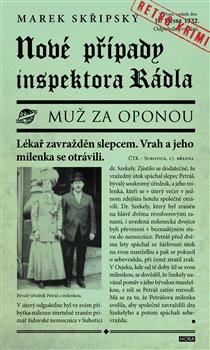 Obálka titulu Nové případy inspektora Rádla