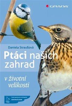 Ptáci našich zahrad. v životní velikosti - Daniela Straußová