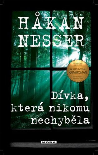 Dívka, která nikomu nechyběla - Hakan Nesser | Booksquad.ink