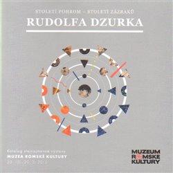 Obálka titulu Století pohrom - století zázraků Rudolfa Dzurka