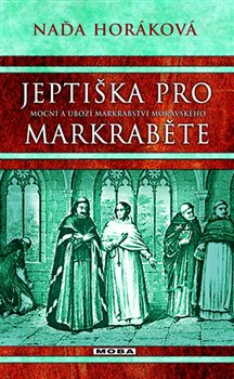 Obálka titulu Jeptiška pro markraběte