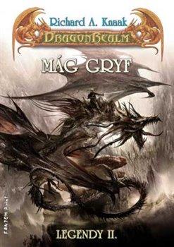 Obálka titulu Mág Gryf