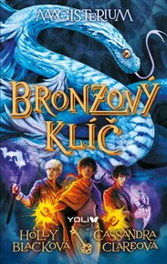 Magisterium 3: Bronzový klíč