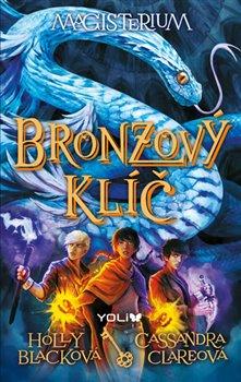 Obálka titulu Magisterium 3: Bronzový klíč