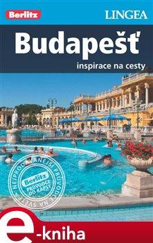 Obálka titulu Budapešť