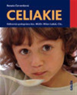 Obálka titulu Celiakie