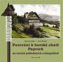Obálka titulu Putování k horské chatě Paprsek