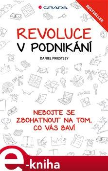 Obálka titulu Revoluce v podnikání
