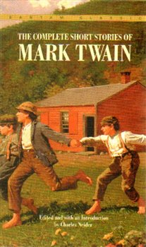 Obálka titulu The Complete Short Stories of Mark Twain