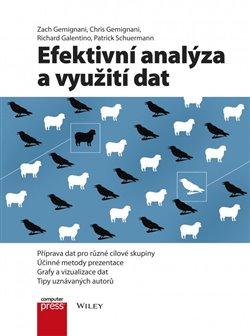 Obálka titulu Efektivní analýza a využití dat