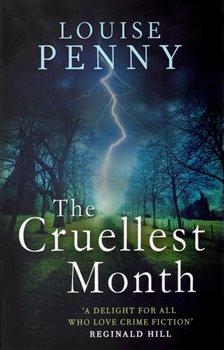 Obálka titulu The Cruellest Month