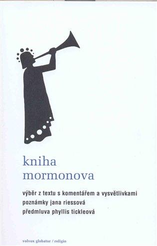 Kniha Mormonova - Jana Riessová | Booksquad.ink