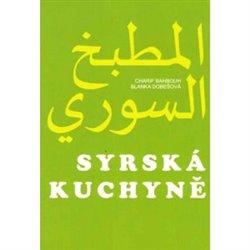 Obálka titulu Syrská kuchyně