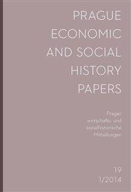 Prague Economic and Social History Papers / Prager wirtschafts- und sozialhistorische Mitteilungen