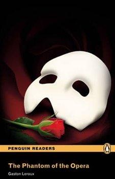 Obálka titulu The Phantom of the Opera