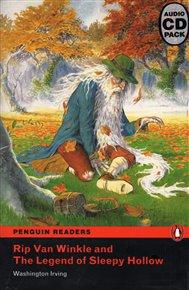 Rip Van Winkle & The Legend of Sleepy Hollow Book + CD Pack