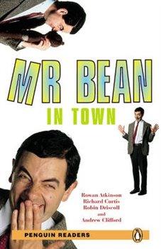 Obálka titulu Mr Bean in Town