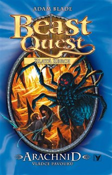 Obálka titulu Arachnid, vládce pavouků