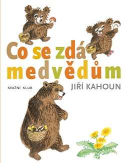 Obálka titulu Co se zdá medvědům