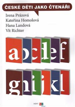 Obálka titulu České děti jako čtenáři