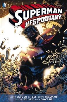 Obálka titulu Superman: Nespoutaný 2