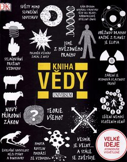 Obálka titulu Kniha vědy