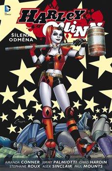 Obálka titulu Harley Quinn 1: Šílená odměna