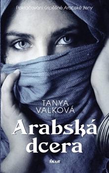 Obálka titulu Arabská dcera