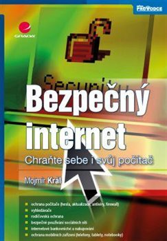 Obálka titulu Bezpečný internet