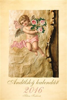 Obálka titulu Nástěnný Andělský kalendář 2016