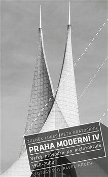 Obálka titulu Praha moderní 4. díl