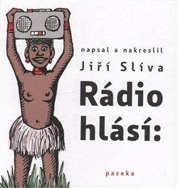 Obálka titulu Rádio hlásí