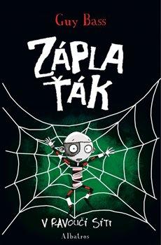 Obálka titulu Záplaťák v pavoučí síti