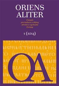 Oriens Aliter 1/2014