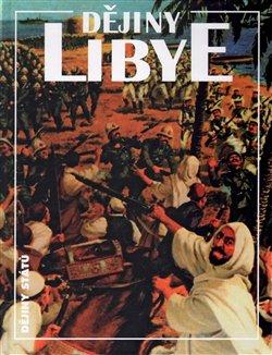 Obálka titulu Dějiny Libye