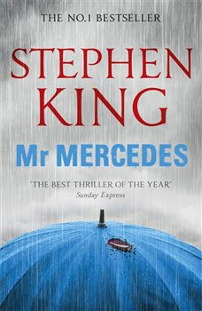 Obálka titulu Mr Mercedes