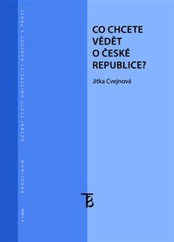 Obálka titulu Co chcete vědět o České republice