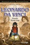 Leonardo da Vinci (Úsměv Mony Lisy) - obálka