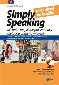 Obálka titulu Simply Speaking pro mírně pokročilé