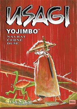Obálka titulu Usagi Yojimbo 24: Návrat černé duše