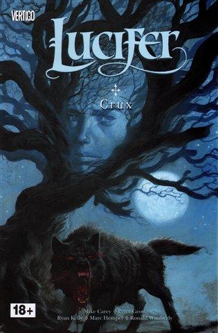 Lucifer 9: Crux - Mike Carey,   Booksquad.ink