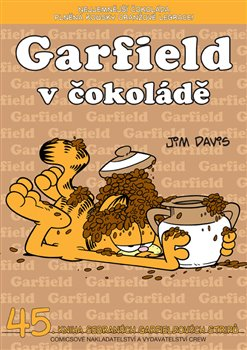 Obálka titulu Garfield 45: Garfield v čokoládě