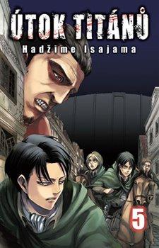 Obálka titulu Útok titánů 5